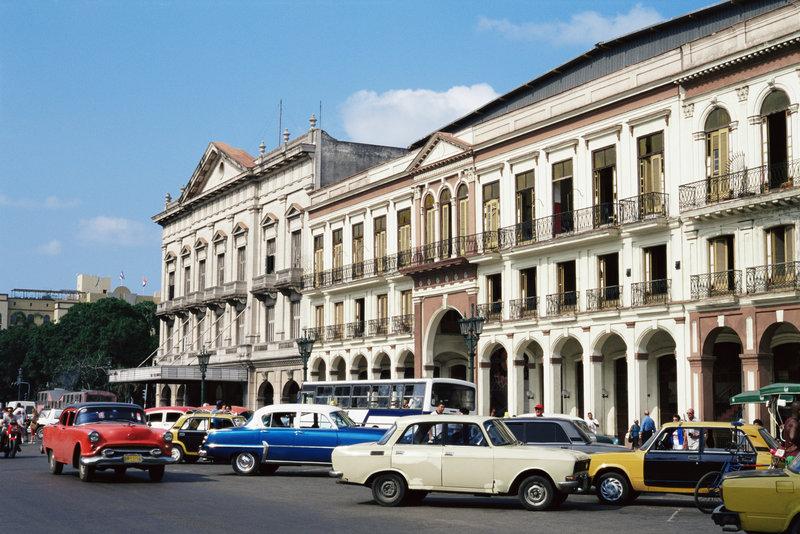 old cuban ica