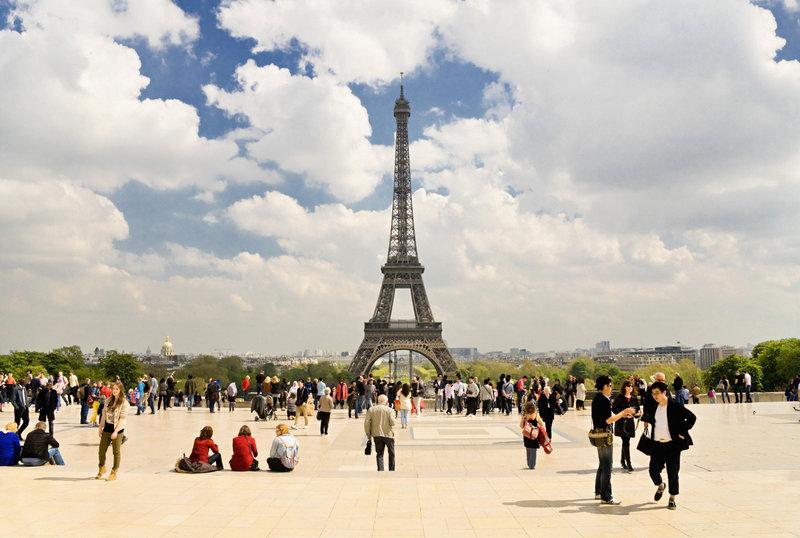 Flyg från köpenhamn till paris