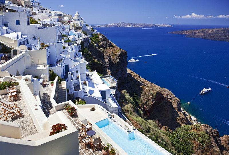 Billiga resor till grekland sista minuten