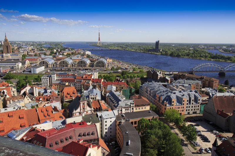 flyg köpenhamn riga