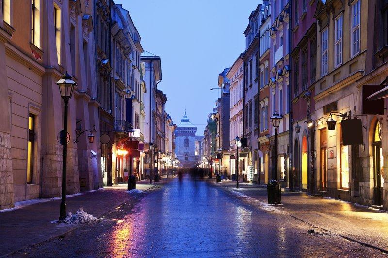 Arlanda Till Krakow
