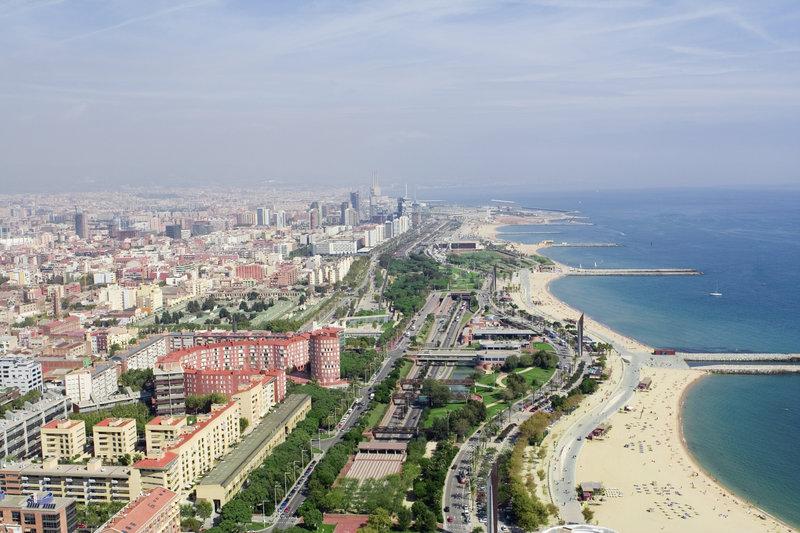 billiga flygresor barcelona