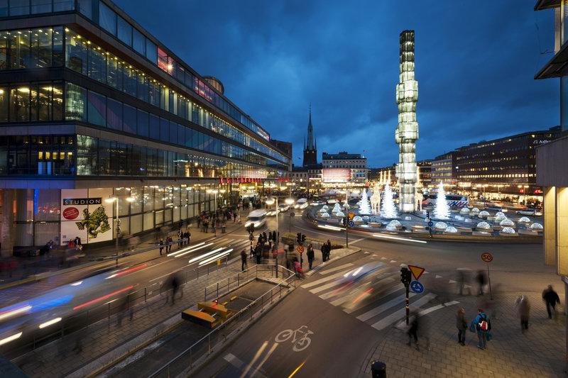 flygresor till stockholm
