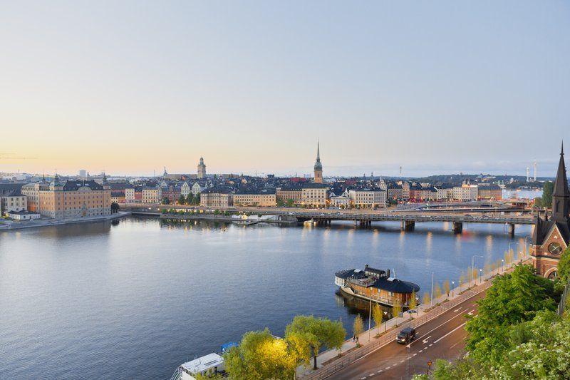 flygresor från stockholm