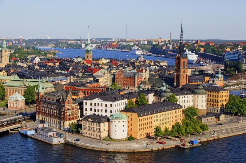 flyg till stockholm