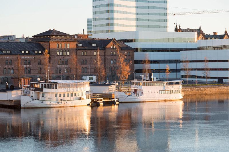 Flyg umeå till stockholm