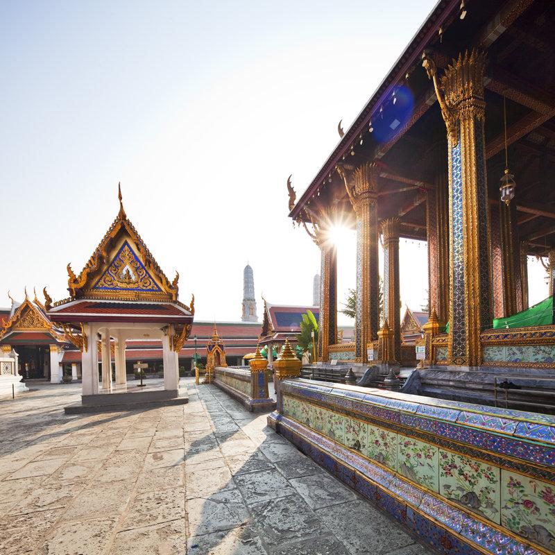 flyg köpenhamn till bangkok