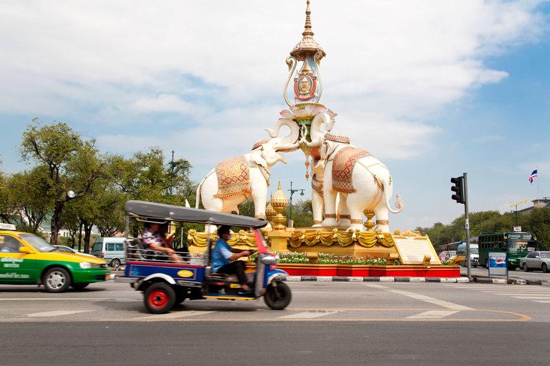 Köpenhamn Till Bangkok