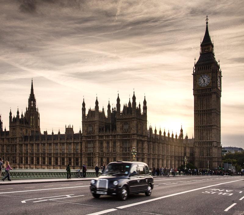 resa till london billigt