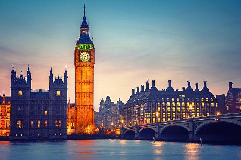 flyg från london