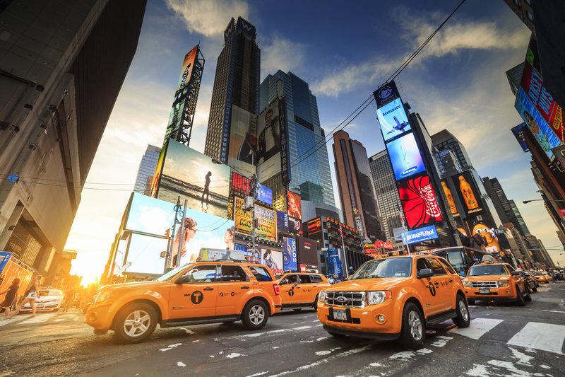 sverige till new york
