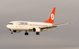 Flygplan Turkish Airlines