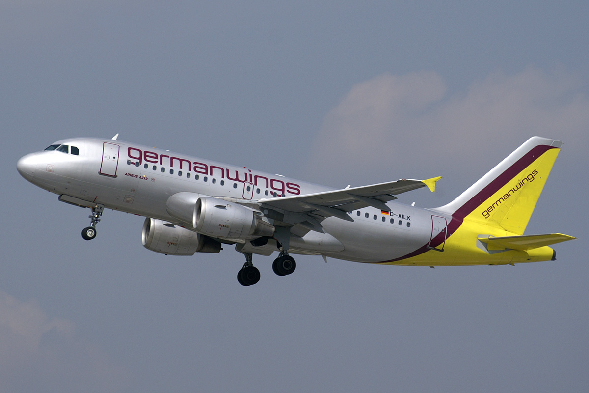 Flyg med GERMANWINGS